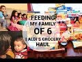 Feeding a family of 6 with 75 week aldi s grocery haul 2018 mp3