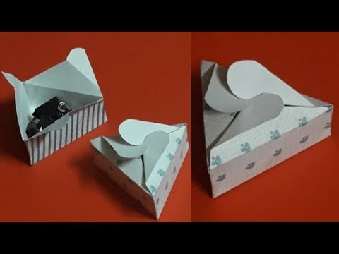 DIY Paper Box | Easy Gift Box