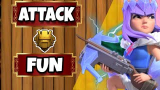 🔴LETS ENJOY CLASH OF CLANS/NEED A 5 LEVEL #CLAN😁/#Coclive