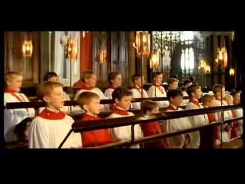 Worcester Cathedral Choir (boys' choir) 2  ▶▶▶ from L'or des anges (Golden Angels)