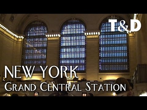 New York City Guide: Grand Central Station - Travel & Discover