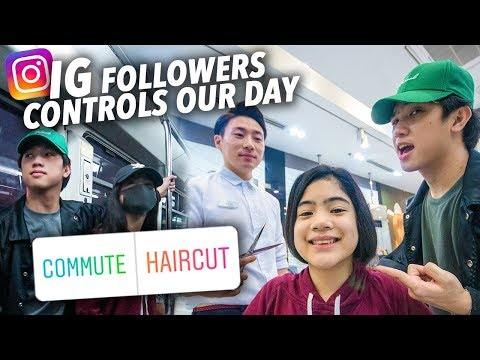 Instagram Followers Controls Our Day! | Ranz and Niana