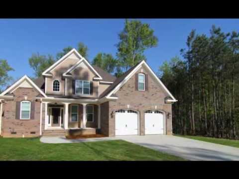 Brick Home Exterior Ideas - Photos of Brick and All Brick New Homes ...