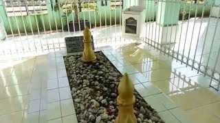 Sang Merah Putih Terus Dikibarkan di Makam Pangeran Antasari