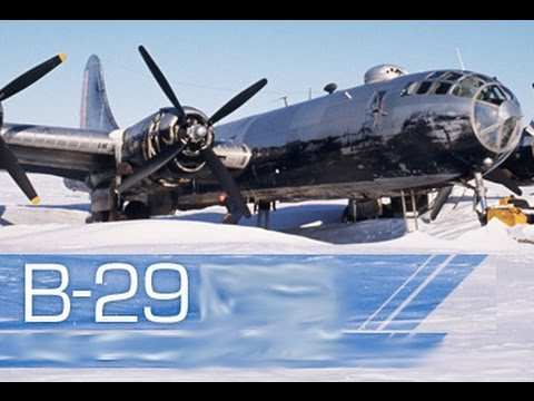 HOW IT WORKS: B-29 Boeing Super-Fortress (720p HD)