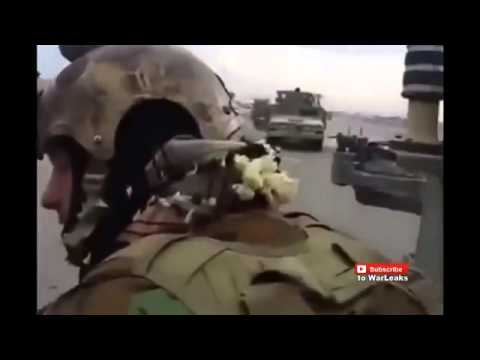 Iraq War Iraqi Special Forces In Heavy Combat Action Against ISIS