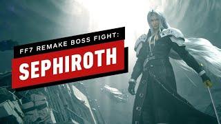 Final Fantasy 7 Remake Walkthrough  - Sephiroth Boss Fight