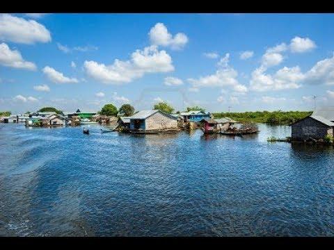 Life on TONLE SAP lake- Cambodia
