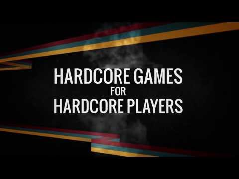 Hardcore Games for Hardcore Players- Plarium HD Video Infographic