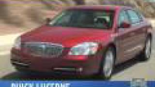 2008 Buick Lucerne Review - Kelley Blue Book