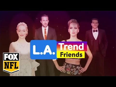 LA Trend Friends  Riggle's Picks  FOX NFL