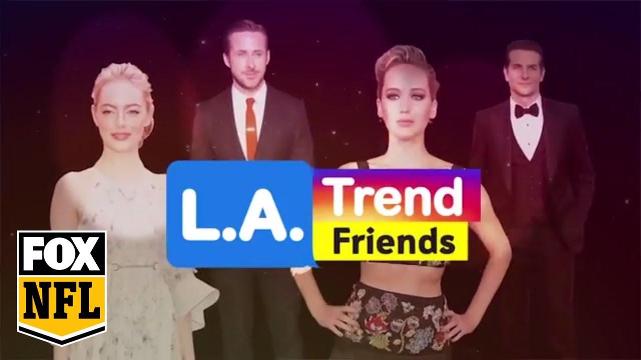 LA Trend Friends | Riggle's Picks | FOX NFL