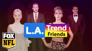 LA Trend Friends | Riggle's Picks | FOX NFL