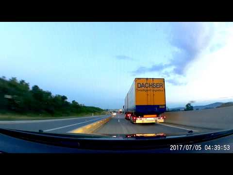 Driving Brno (Czech Republic) - Berlin (Germany) 496km