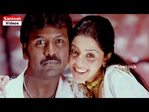 Chura Chura || Muni Telugu Movie Video Song || Raghava Lawrence, Vedhika