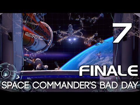 [FINALE | 7] Space Commander's Bad Day (Let's Play Adr1ft w/ GaLm)