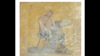 Frescoes of Pompeii & Herculaneum (Ercolano)