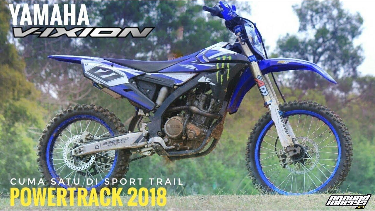 Not A Yz250f Motorbike Detail Modifikasi Yamaha Vixion For