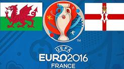 FIFA 16 EM-PROGNOSE #38 - ACHTELFINALE: WALES : NORDIRLAND