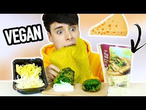 Thumbnail: i only ate VEGAN FOODS for 24 hours!!! omg