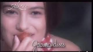 Alizée : Single gourmandises (46 secondes)