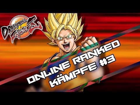 Der Saiyajin Level ist erreicht - DB Fighterz Ranked Matches #3