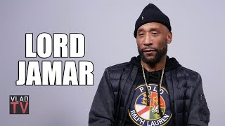 Lord Jamar Doesn't Believe Black People Can Be