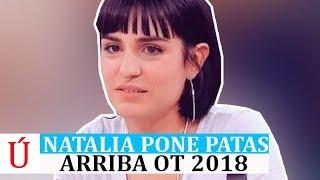 Natalia hace saltar las alarmas antes de la final de Operación Triunfo 2018 Alba Reche, Miki Albalia
