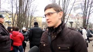 Филимоненко про будущее Луганска и Украины. Интервью для НТРК ИРТА 21.02.14(Интервью В. Филимоненко для канала