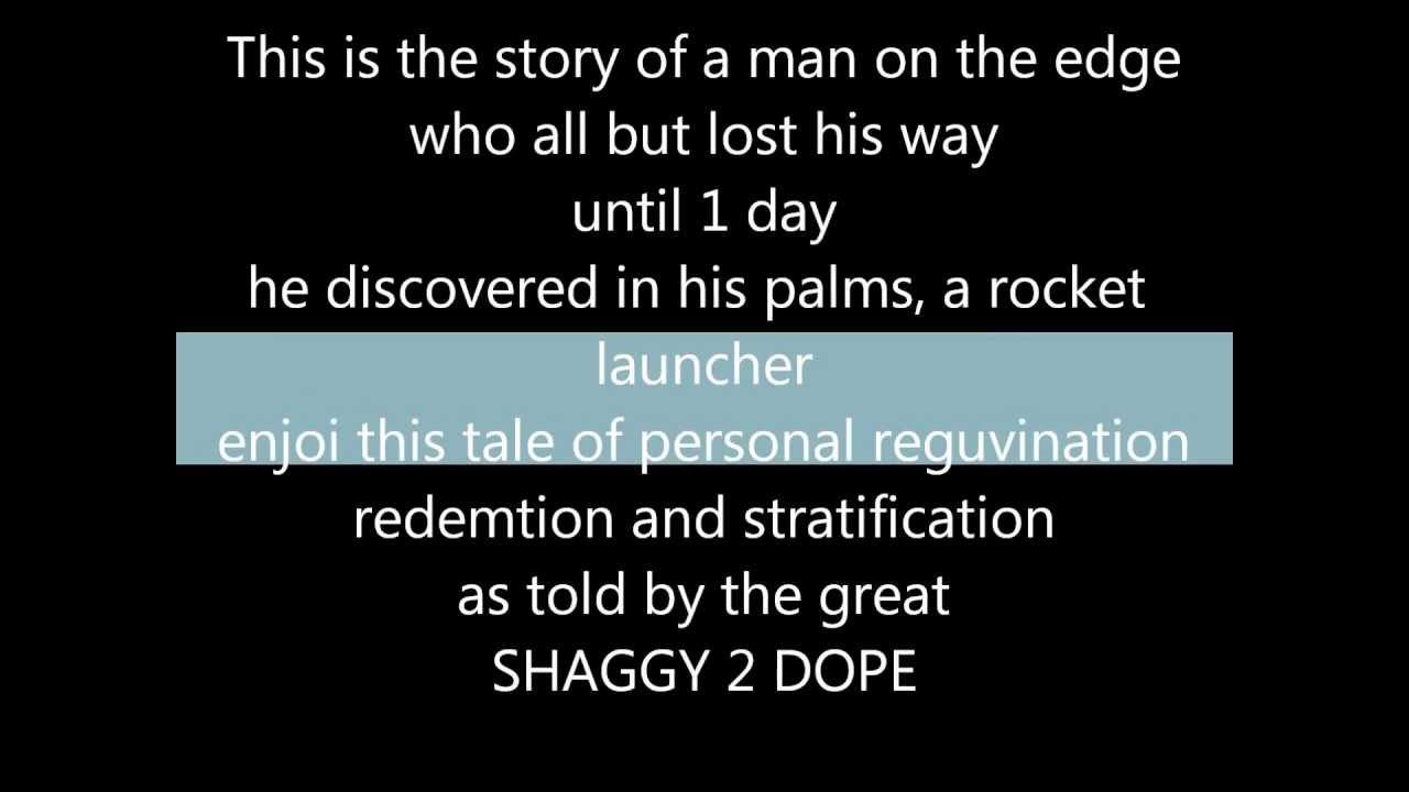 New Icp Bazooka Joey Lyrics (on Screen)  Youtube