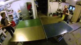 Ping pong - gopro 120fps