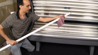 ESB Tanning Bed Lamp (Tanning Bulb) Maintenance