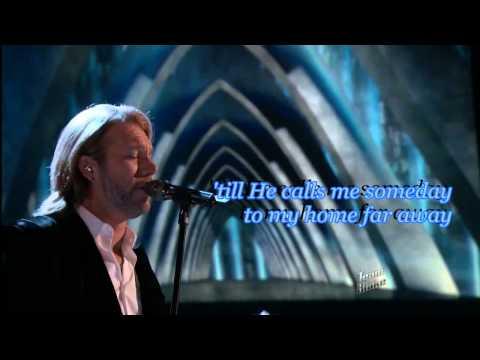 Craig Wayne Boyd   The Old Rugged Cross my lyric live HDmod