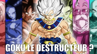 GOKU LE DESTRUCTEUR ? - DRAGON BALL SUPER 78
