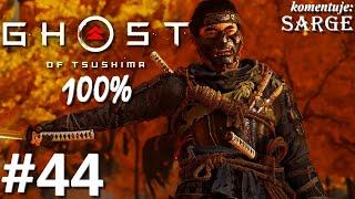 Zagrajmy w Ghost of Tsushima PL (100%) odc. 44 - Duch zemsty Yarikawy