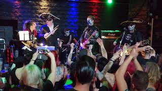 HOLA GHOST Don t Panic Essen Germany 10 05 2019Funeral MarchFight