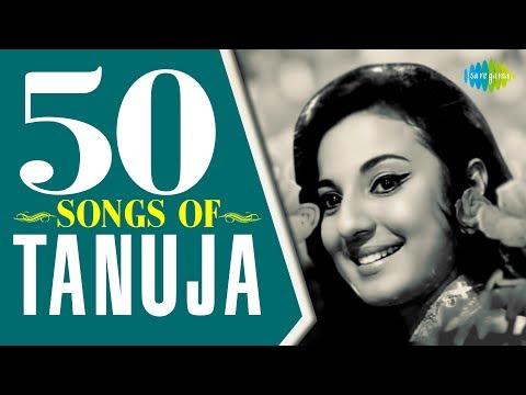 50 Songs Of Tanuja | तनूजा के 50 गाने | HD Songs | One Stop Jukebox
