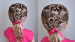 Twisted Hearts | Q's Hairdos