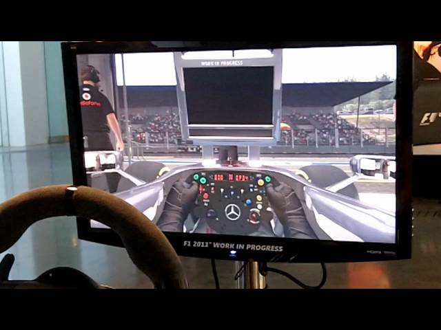 F1 2011 Preview to coverage