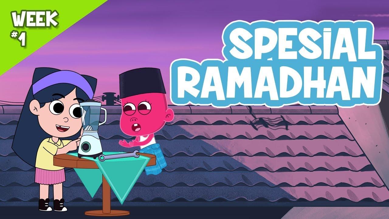 Kartun Lucu Om Perlente Ramadhan 1 Animasi Indonesia