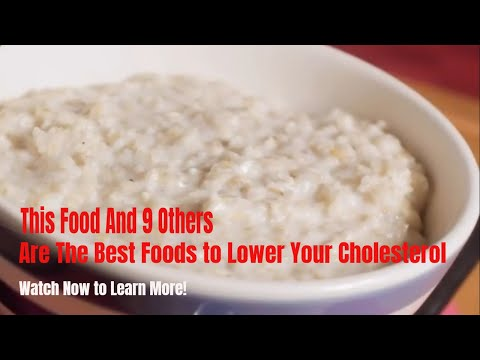 Martha Quinn - Wellness Shot: Foods That Lower Cholesterol