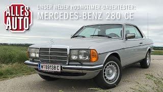 Mercedes 280 CE: Unser neuer Youngtimer-Dauertestwagen
