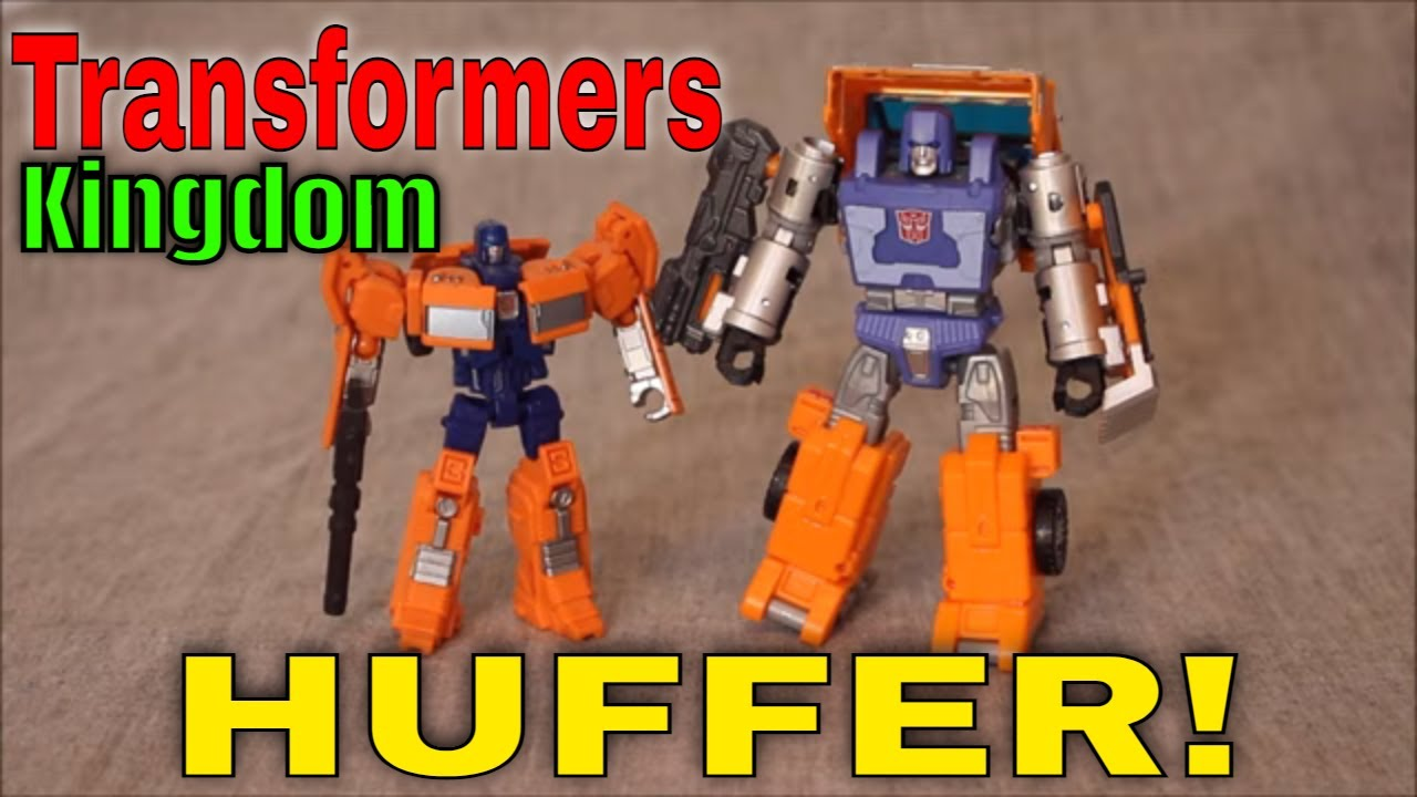 Can't Complain Much: Kingdom Huffer by GotBot
