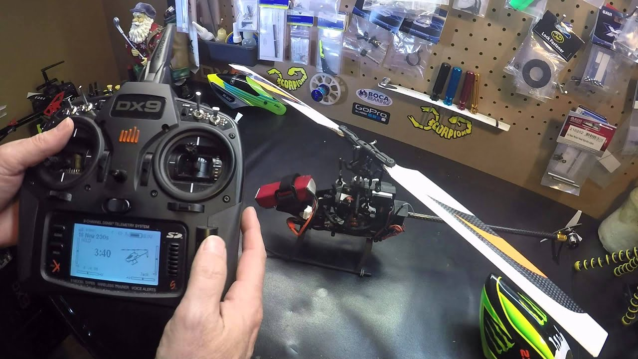 Difference between the ar636 and ar636a? - HeliFreak
