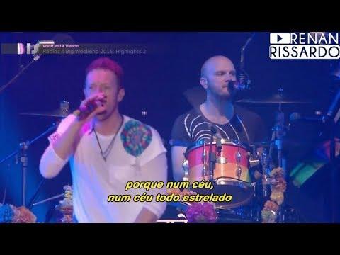 Coldplay - A Sky Full of Stars (Tradução)