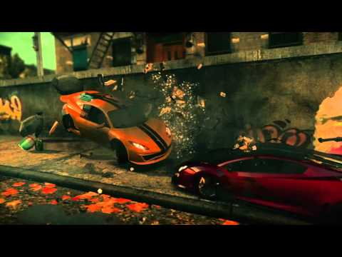 Ridge Racer Unbounded - PC | PS3 | Xbox 360 - Environment #2 preview official video game trailer HD