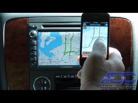 Advent OGM1: Use Motion-X GPS Drive App For Live Traffic Display