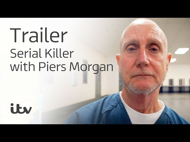 Piers Morgan feared serial killer would strangle him during filming