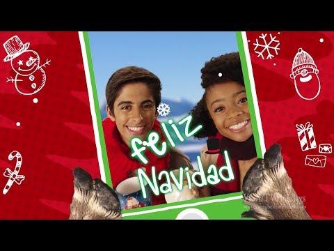 Disney Channel HD Spain Christmas Idents   Feliz Navidad 2017