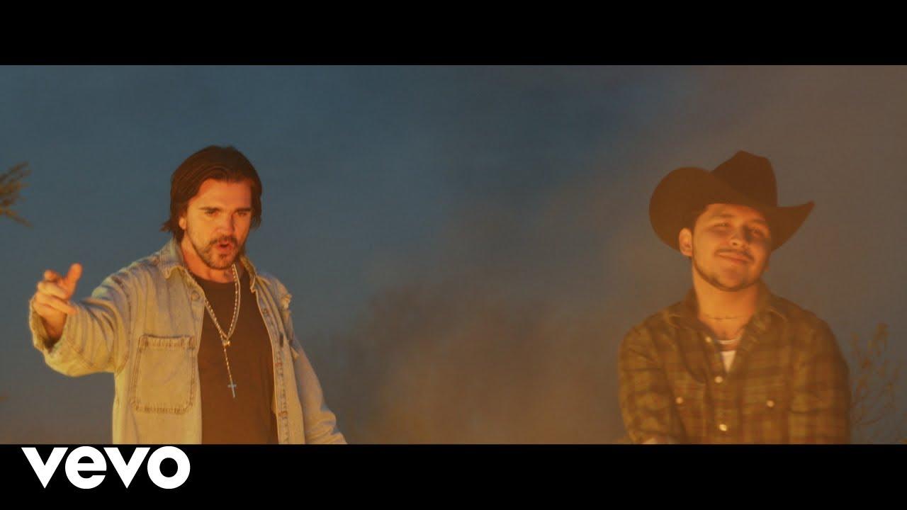 Juanes, Christian Nodal - Tequila
